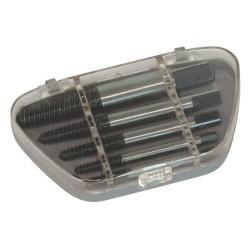 C.K T3062 01 Screw Extractor Set (5 Pack)