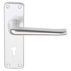 189N SAA Long Plate Euro Furniture Handles (Pair)