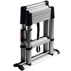 Black Line Telescopic Combi-Ladder