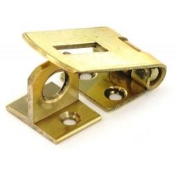 SecurIt B1461 38mm Brass Hasp & Straple