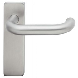 Hoppe 19mm SAA Latch Handles (Pair)