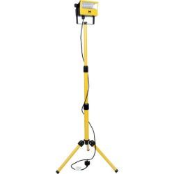 500W 110V LED Site Flood Light & Tripod Kit