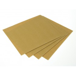 220 Grit Glass Paper (25 Sheets)