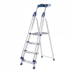 Abru Blue Seal 4 Tread Stepladder