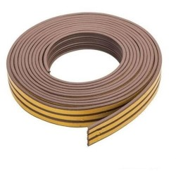 5m Brown 'E' Intumescent Strip