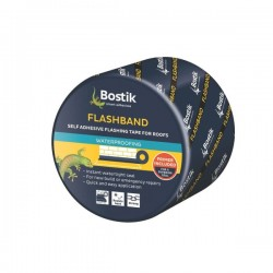 Bostik 450mm x 10m Flashband & Primer