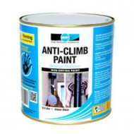 5L Black Anti-Climb Paint