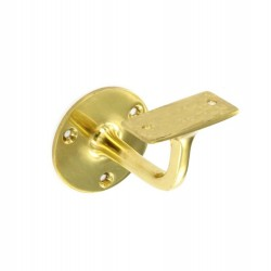SecurIt B2575 63mm Brass Handrail Bracket