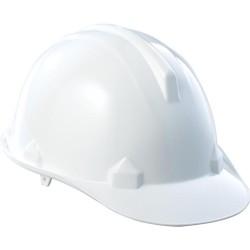 White Safety Helmet