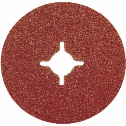 100mm P120 Grit Fibre Disc