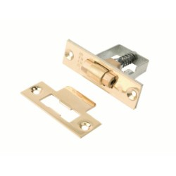 Legge B1511 51mm Polished Brass Roller Catch