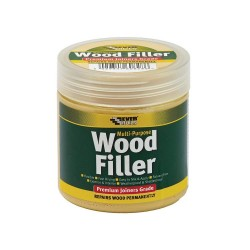 Everbuild 250ml Multi-Purpose Premium Grade Pine Wood Filler
