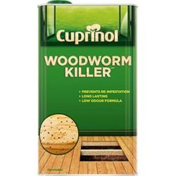 5L Cuprinol Woodworm Killer