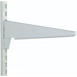 150 x 125mm White Reinforced Bracket
