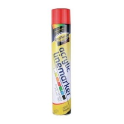 ProSolve 750ml Red Linemarker Paint