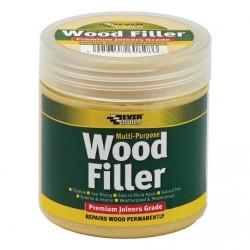 Everbuild Timber Mate Dark Oak Wood Stopper Handy Pack