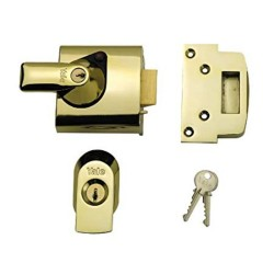 Yale 60mm Nightlatch British Standard Security Lock