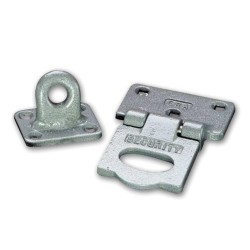 125-41 Narrow Stile Padlock Bar