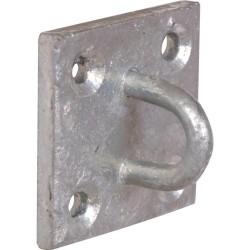 HS9 Galvanised Staple On Plate