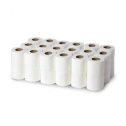 White 20m Toilet Roll (36 Pack)