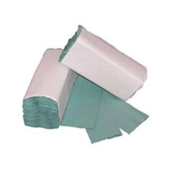 Blue Paper Hand Towels (Pack of 2720)