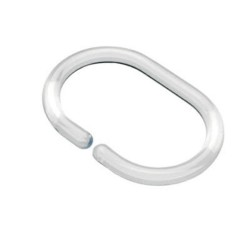Shower Curtain Rings (Pack of 12)