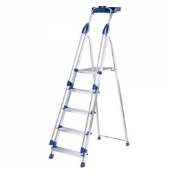 Abru Blue Seal 5 Tread Stepladder