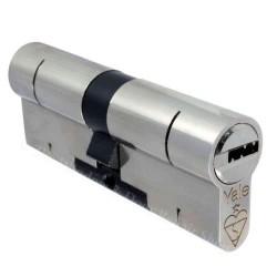 Yale 23030 SC SC Euro Double Cylinder