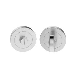 Carlisle Brass Satin chrome Thumb Turn & Release