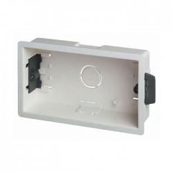 SparkPak 2 Gang 35mm Cavity Box