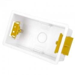 SparkPak 2 Gang 47mm Cavity Box