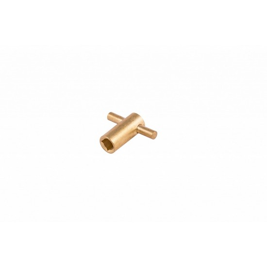 COMAP 06005 Brass Radiator Air Vent Key