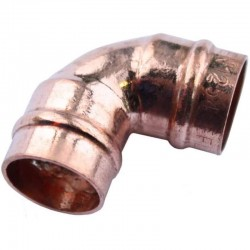 Oracstar 22mm End Feed Elbow For Plumbing