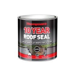 Thompson's 10 Year Roof Seal - Black - 4L