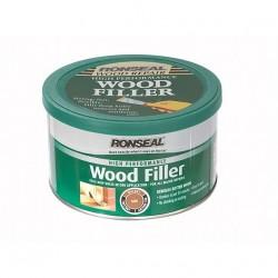 Ronseal High Performance Wood Filler - Dark - 275g
