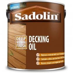 Sadolin Decking Oil - 2.5L
