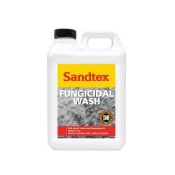 Sandtex Fungicidal Wash - Clear - 5L