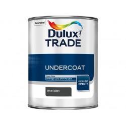 Dulux Trade 1L Undercoat - Dark Grey Finish