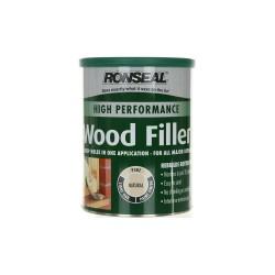 Ronseal High Performance Wood Filler - Natural - 1kg