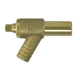 Speedfit 15mm Brass Drain Cock - 15BDC
