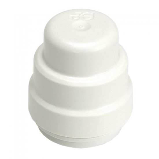 Speedfit 10mm White Stop End - PSE4610W