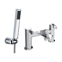 Bristan Clio Bath Shower Mixer Tap For Baths & Showers