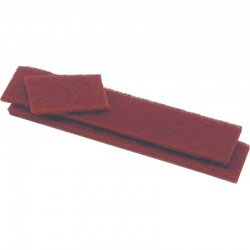 Monument 3025R Red Cleaning & Polishing Pads