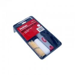 ProDec Twin Head Mini Roller Painting Kit - 4