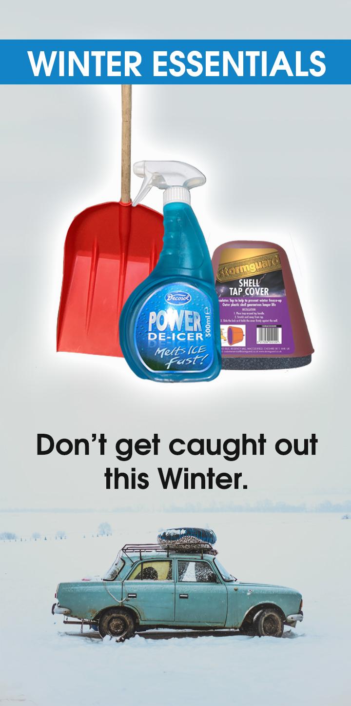 Charles Watson Winter Essentials